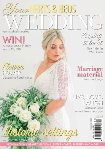 Your Herts & Beds Wedding - February-March (2020)