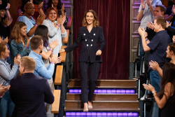Leighton Meester - The Late Late Show with James Corden: September 10th 2018