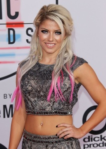 Alexa Bliss - American Music Awards in Los Angeles - 10/09/2018