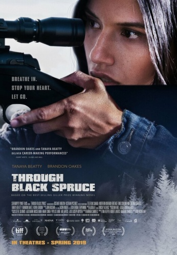 Through Black Spruce 2018 720p BRRip XviD AC3-XVID