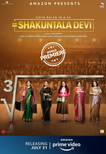 Shakuntala Devi (2020) 1080p HDRip x264 DD5 1 ESubs-TeamTT