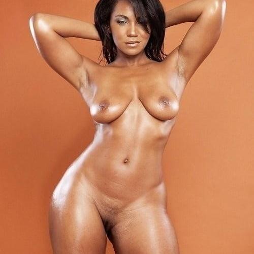 Naked black anime girls