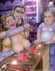 Roscoe BDSM ART