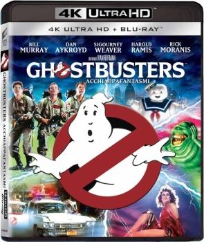Ghostbusters (1984) .mkv UHD VU 2160p HEVC HDR TrueHD 7.1 ENG AC3 5.1 ITA ENG