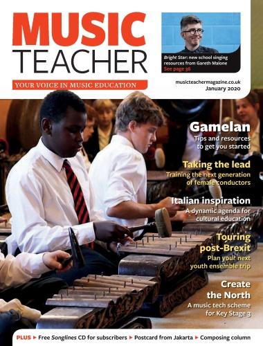 Music Teacher - January (2020)