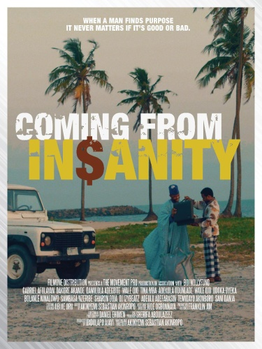 Coming from Insanity 2020 HDRip XviD AC3-EVO