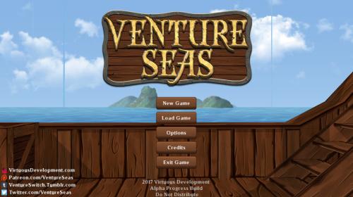 Venture Seas patreon