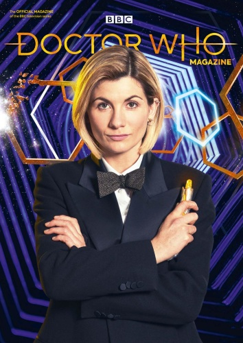 Doctor Who Magazine - Issue 546 - January (2020)