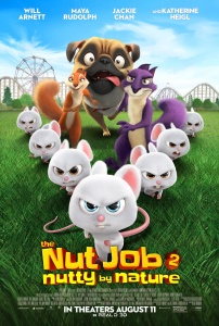 The Nut Job 2 Nutty By Nature 2017 x264 720p Esub BluRay Dual Audio English Hindi ...