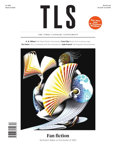 The Times Literary Supplement - Issue 6103 - 20 March (2020)