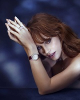 "Jessica Chastain - Piaget's ""Extraordinary Women 2020"" campaign"