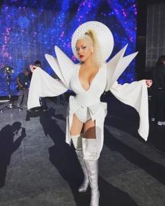 Christina Aguilera  is stunning 2/3/2020