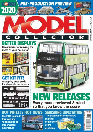 Model Collector - Issue '4 - February (2020)