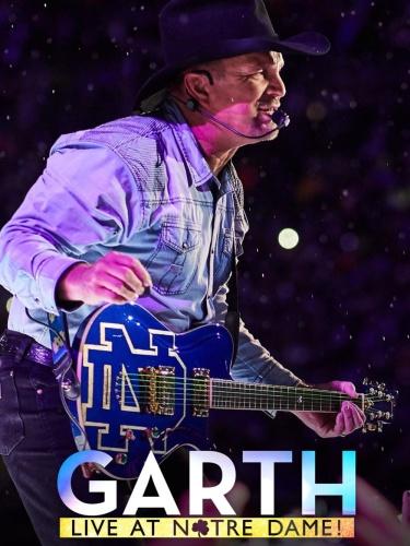 Garth Live At Notre Dame 2018 WEBRip XviD MP3-XVID