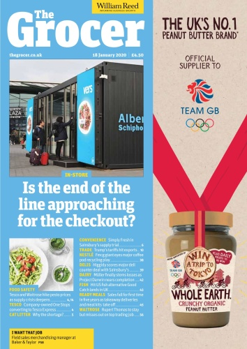 The Grocer  18 January (2020)
