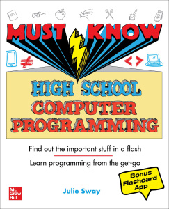 Must Know High School Computer Programming   Julie Sway