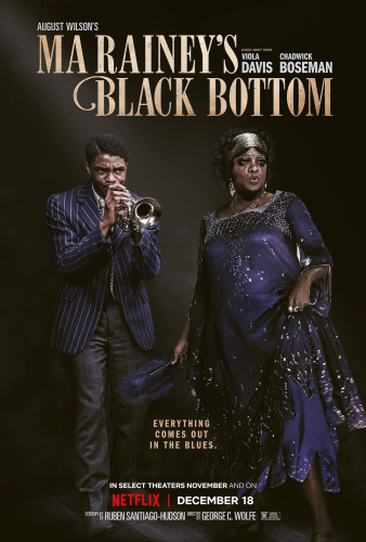 Ma Raineys Black Bottom 2020 HDR 2160p WEBRip x265-iNTENSO