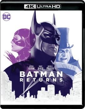 Batman - Il ritorno (1992) Full Blu-Ray 4K 2160p UHD HDR 10Bits HEVC ITA DD 5.1 ENG Atmos/TrueHD 7.1 MULTI