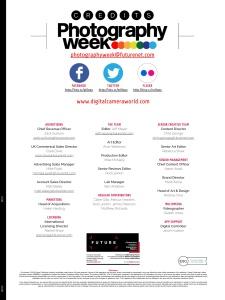 Photography Week - 05 December (2019)