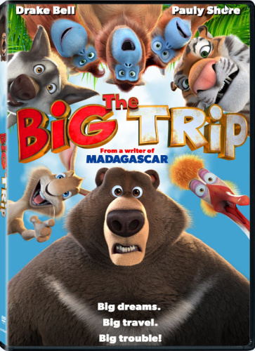 The Big Trip 2019 BDRip XviD AC3-EVO