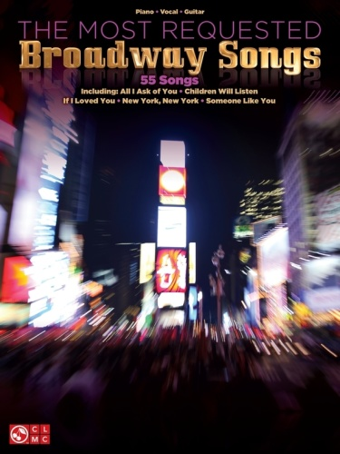The Most Requested Broadway Songs Songbook     (2012)