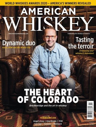 American Whiskey Magazine - Issue 8 - March (2020)