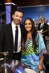 Sheila E. - Jimmy Kimmel Live: December 13th 2017