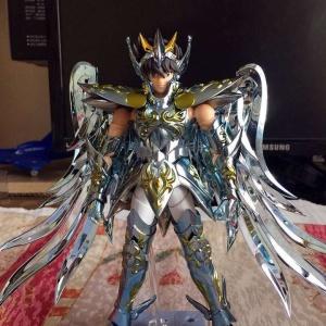 Myth Cloth Seiya V4 Dasing Model (EX Gt)