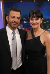 Shailene Woodley - Jimmy Kimmel Live: May 23rd 2018