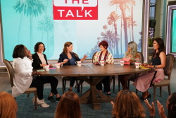 Rebecca Ferguson - The Talk: July 24th 2018
