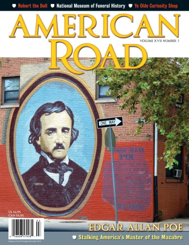 American Road - Autumn 2019