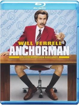 Anchorman - La leggenda di Ron Burgundy (2004) Full Blu-Ray 30Gb AVC ITA DD 5.1 ENG DTS-HD MA 5.1 MULTI