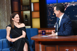 Ruth Wilson - The Late Show with Stephen Colbert: April 10th 2019