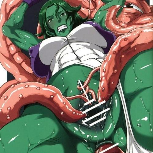 Hulk porn images