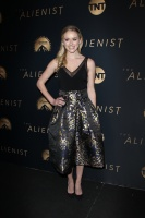 Greer Grammer -                   ''The Alienist'' Premiere Los Angeles January 11th 2018.
