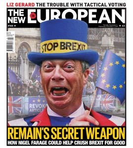 The New European  07 November (2019)