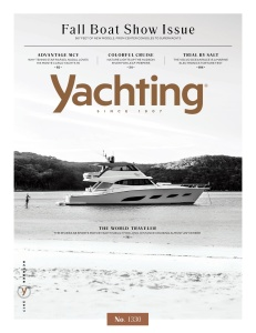Yachting USA  October (2017)