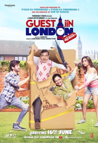 Guest iin London 2017 1080p WEB-DL AVC-DUS Exclusive
