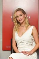 """Jennifer Lawrence -       """"Red Sparrow"""" Luncheon Cafe Milano Washington D.C. February 16th 2018."""
