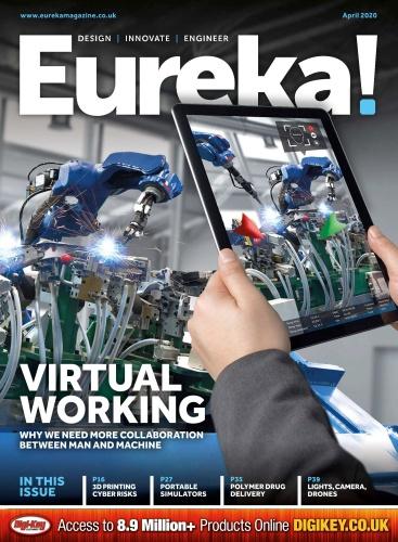 Eureka - April (2020)