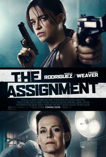 The Assignment (2016) UNRATED 720p BluRay x264 ESubs [Dual Audio][Hindi+English]