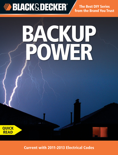 Black & Decker Backup Power