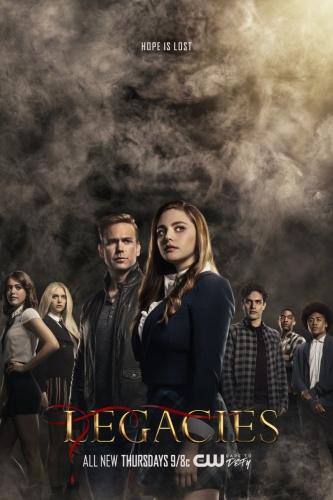 Adventure, Drama, Fantasy, Horror, Mystery Legacies S01E01 GERMAN   HDTV  -LAW