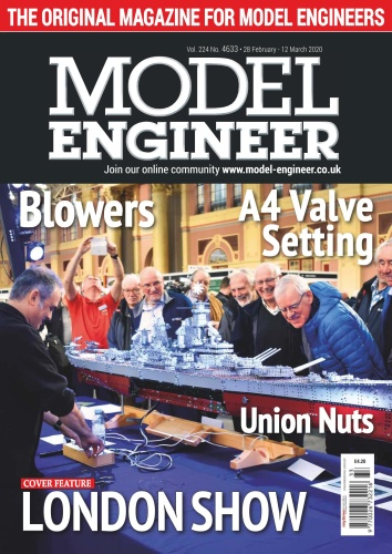 Model Engineer - Issue 46! - 28 February 2020