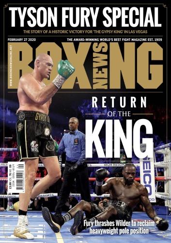 Boxing News - 27 February (2020)