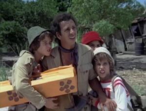 Aventuras com Tio Maneco 1971