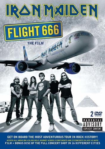 Iron Maiden Flight 666 (2009) (1080p BluRay   10bit AC3 5 1 YOGI)