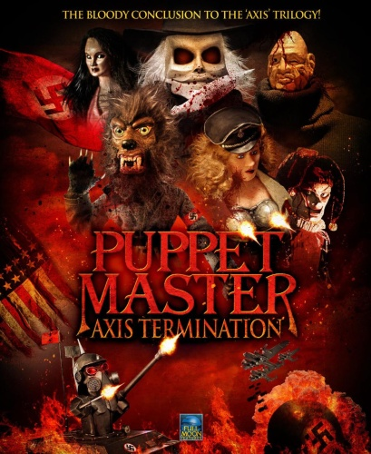 Puppet Master Axis Termination (2017) 1080p BluRay 5 1 YTS MX