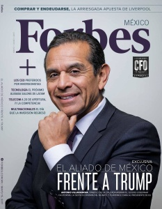 Forbes Mexico  Mayo-Junio (2017)