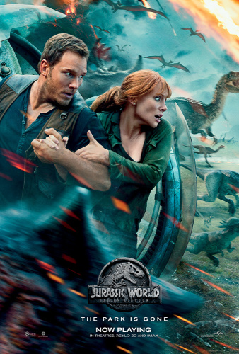 Jurassic World Fallen Kingdom 2018 1080p BluRay H264 AAC-MRSK